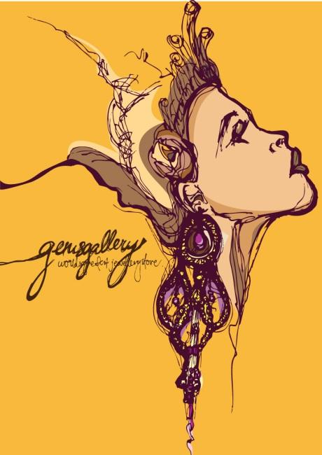 gems gallery poster